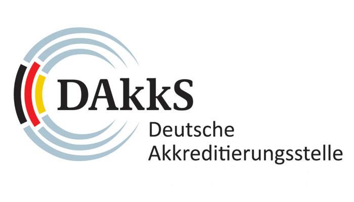Akreditacija DAkkS