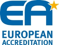 European Accreditation logo